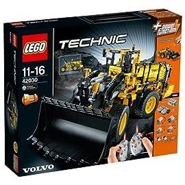 LEGO-Technic-42030-VOLVO-L350F-Radlader