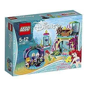 LEGO - 41145 - Disney Princess - Jeu de Construction - Ariel et le sortilège magique