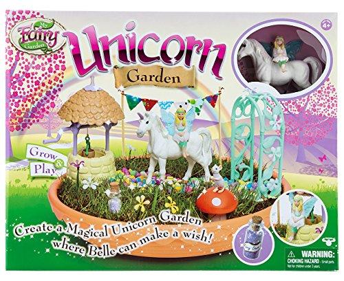My Fairy Garden Unicorn Garden (Belle The Birthday Fairy)