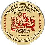 Osma Savon à Barbe au Cristal d'Alun 100 g