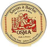 OSMA LABORATOIRES Savon à Barbe au Cristal d'Alun 100 g