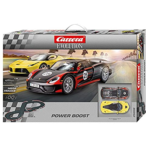 Carrera 20025206 - Evolution Power Boost