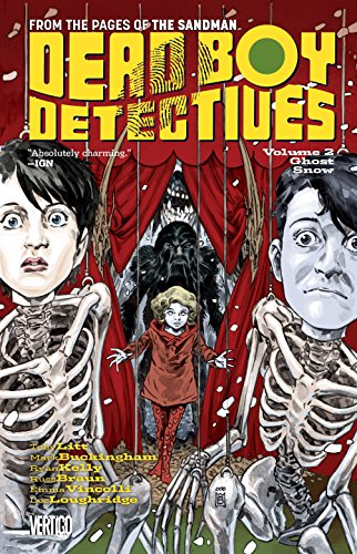 Dead Boy Detectives Volume 2 TP por Toby Litt