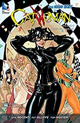Catwoman Volume 5 TP (The New 52) (Catwoman: The New 52!)