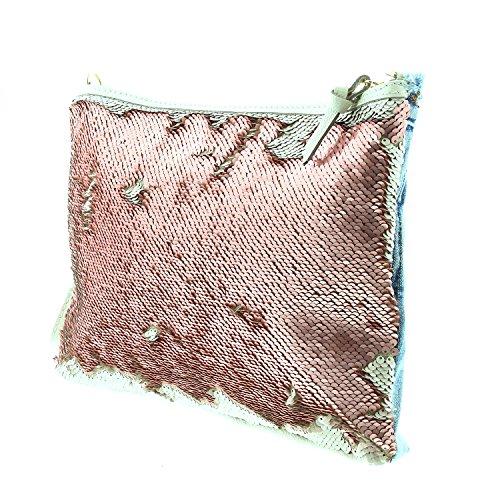 IO.IO.MIO Borsetta per le Icone® - Borse a Tracolla Donna weiss/rosegold