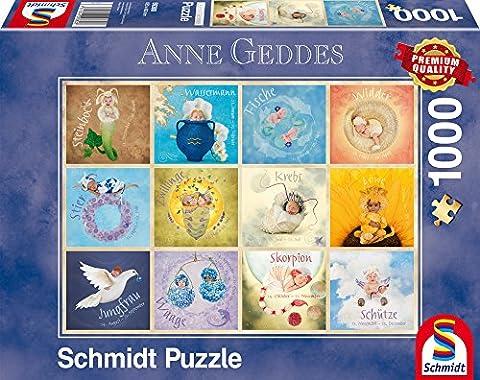 Anne Geddes Bébé - Schmidt Spiele - 59380 - Bébés
