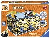 Ravensburger 11260 Aufbewahrungsbox Ich Einfach unverbesserlich 3 3D-Puzzle