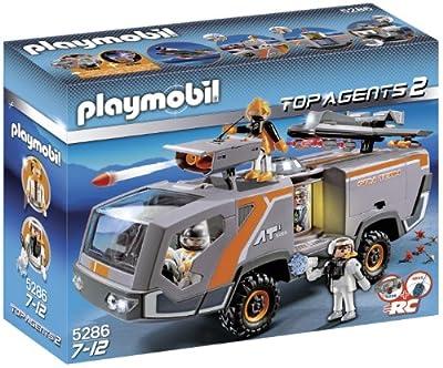 Playmobil Agentes Secretos 2 - Camión espía (5286) de Playmobil