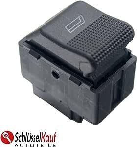 Elektrischer Fensterheber Schalter Knopf Vorne Links 6x0959855b Neu Auto