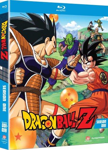 Dragon Ball Z: Season 1 [Reino Unido] [Blu-ray]