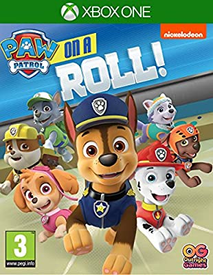 Paw Patrol: On A Roll por Outright Games
