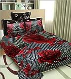 Casa Confort Cotton Bedsheet set (1 Beds...