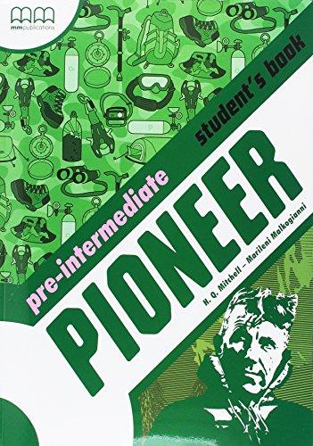 Pioneer. Pre-intermediate. Con espansione online. Per le Scuole superiori: 3