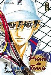 Prince du tennis Vol.7