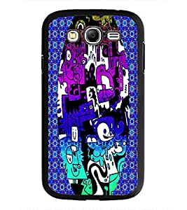 PrintDhaba Graffiti D-3950 Back Case Cover for SAMSUNG GALAXY GRAND NEO (Multi-Coloured)