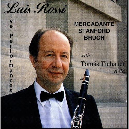Clarinet Concerto No. 2 in B-Flat Major, Op. 101: I. Allegro maestoso
