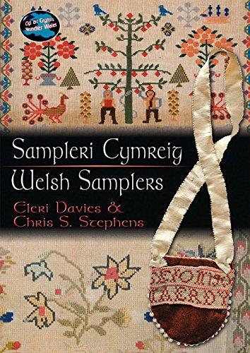 Cyfres Cip ar Gymru/Wonder Wales: Sampleri Cymreig/Welsh Samplers