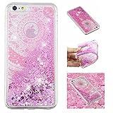 E-Mandala Coque Apple iPhone 5 5S Se Paillette Liquide Brillante Mandala Fleurs de...