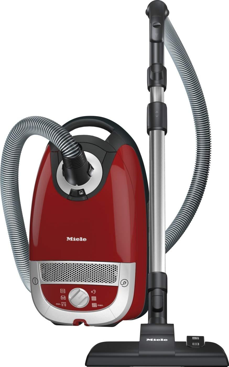 Miele Complete C2 Tango EcoLine – energieeffizienter Staubsauger (550 Watt und 4,5 L Beutelinhalt, mit AirClean Filter für saubere Raumluft)