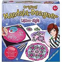 Ravensburger - 29743 - Loisir Créatif - Deco Mandala Designer - Tattoos