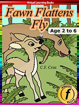 PDF Gratis Fawn Flattens Fly: Age 2 to 6: Bedtime Story