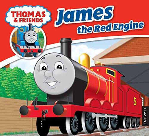 Thomas & Friends: James (Thomas Story Library)