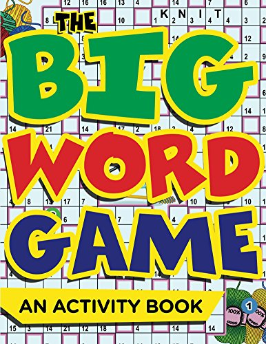The Big Word Game (An Activity Book) (Kids Activity Book Series)