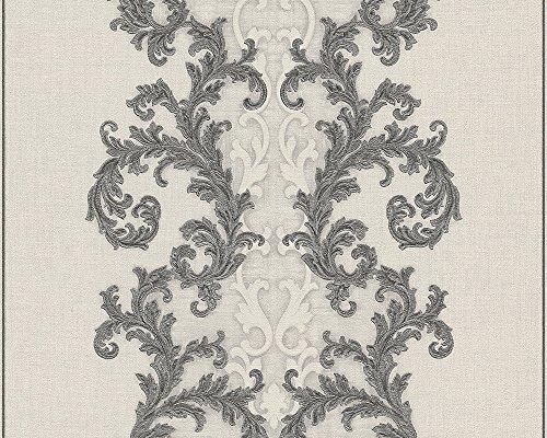 A.S. Creation Carta da parati collezione Versace 2, colore grigio, 962325