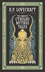 The Complete Cthulhu Mythos Tales (Barnes & Noble Leatherbound Classic Collection)