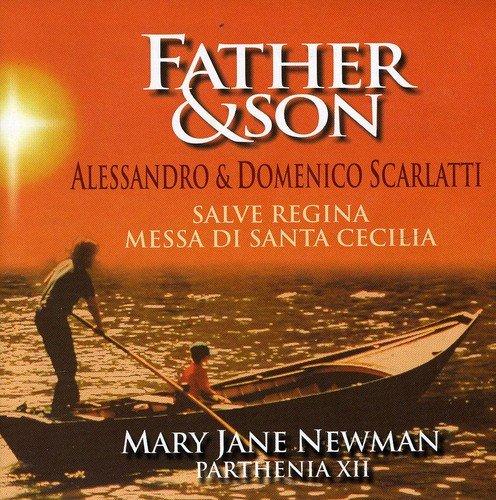 Klassische Mary Janes (Scarlatti, d' und A / Salve Regina)