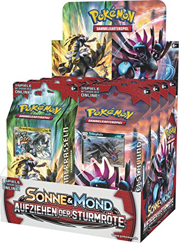 Pokemon 25925 Company International - PKM SM04 Themendeck, Spiel