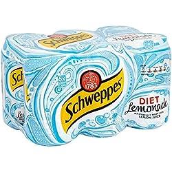Schweppes Limonade Diät (6x 330ml)