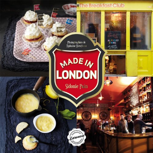 Made in London par Sidonie Pain
