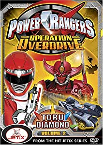 Power Rangers: Operation Overdrive 2 [DVD] [2007] [Region 1] [US Import] [NTSC]
