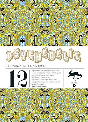 PSYCHEDLIC Vol.07: gift and creative paper book Vol. 7 (Psychedelic) par Pepin van Roojen
