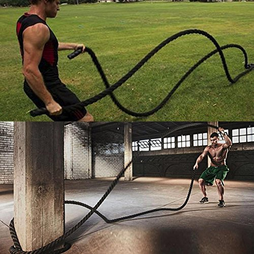 Popamazing-Battle-Power-Rope-38mm15-9m12m15m-Body-Strength-Training-Battling-Bootcamp-Sport-Exercise-Gym-Fitness-Rope12M40-FT