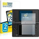 brotect Pellicola Protettiva Compatibile con Nintendo DSi Pellicola Trasparente (2 Pezzi) Anti-Impronte