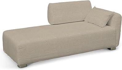 Dekoria Mysinge Recamiere Sofabezug Husse Passend Für Ikea Modell Mysinge  Beige  Olive Mysinge Sofa,