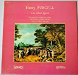 1 Disque Vinyle LP 33 Tours - Musidisc - 30 RC 639 - The Indian Queen - Purcell - Anthony Bernard - (1 Disque Vinyle 33t LP)