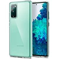 Spigen Ultra Hybrid Hülle Kompatibel mit Galaxy S20 FE - Crystal Clear