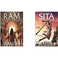 Ramachandra Series - Ram & Sita - English (Set of 2 books)