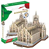 CUBIC FUN MC210h - 3D Puzzle Il Duomo - Milano - Italia immagine