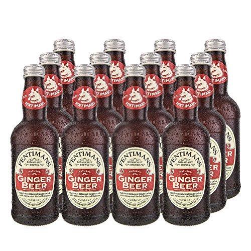 Fentimans, Gaseosas - 6 de 4 botellas (Total: 24 botellas)