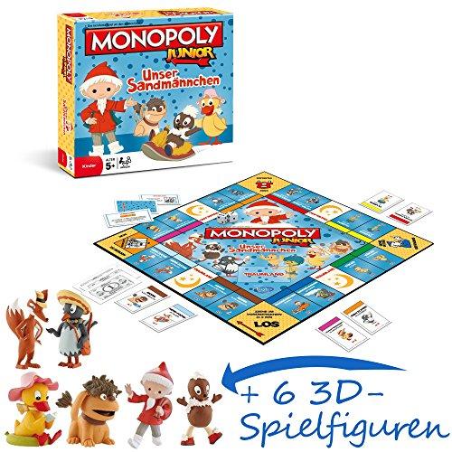 Monopoly Junior – Unser Sandmännchen