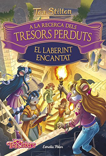 A la recerca dels tresors perduts. El laberint encantat (Catalan Edition) por Tea Stilton