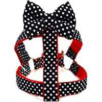 That Dog In Tuxedo Huckleberry Dog Bow Tie Harness Beatles (SIZE S)
