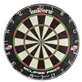 Unicorn Dart Board Eclipse Pro2 Bristle Board, 79453