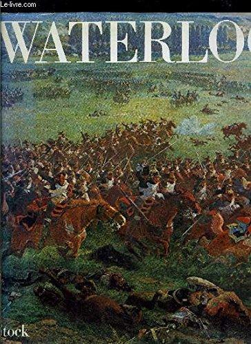 Waterloo 1815, occasion d'occasion  Livré partout en Belgique