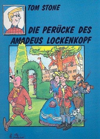 Die Peruecke Des Amadeus Lockenkopf (Perücken Preise)
