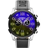 Diesel Smartwatch Touchscreen Connected Uomo con Cinturino in Acciaio Inossidabile